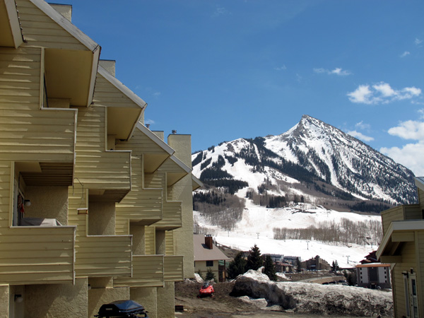 Elk Ridge 3 Condos Crested Butte