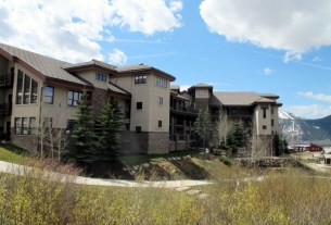 Black Bear Lodge Colorado Crested Butte for sale