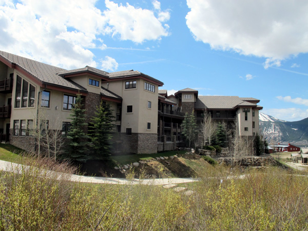 Black Bear condos crested butte real estate