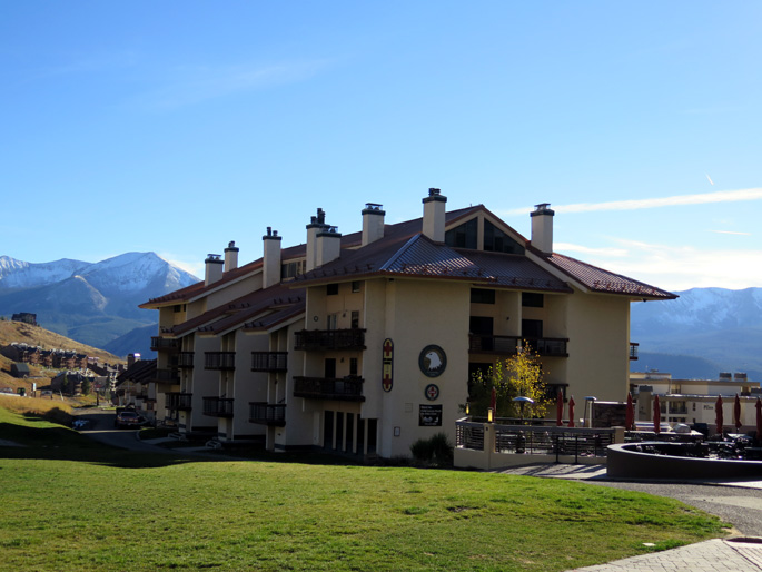 Axtell condos Crested Butte real estate