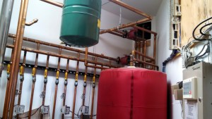 crested butte heating systems- in floor