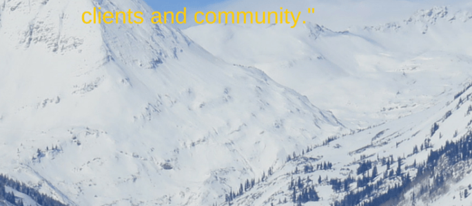 Crested Butte real estate client testimonial