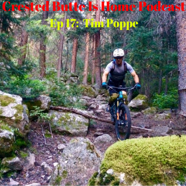 tim poppe crested butte physiotherapy podcast