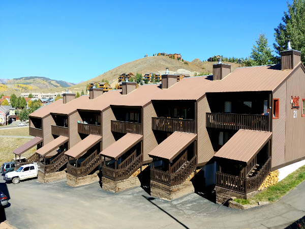 west elk condos crested butte real estate