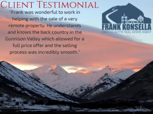 Client Testimonial- Sam and Daniel, CO