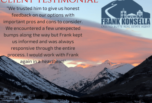 crested butte real estate top agent