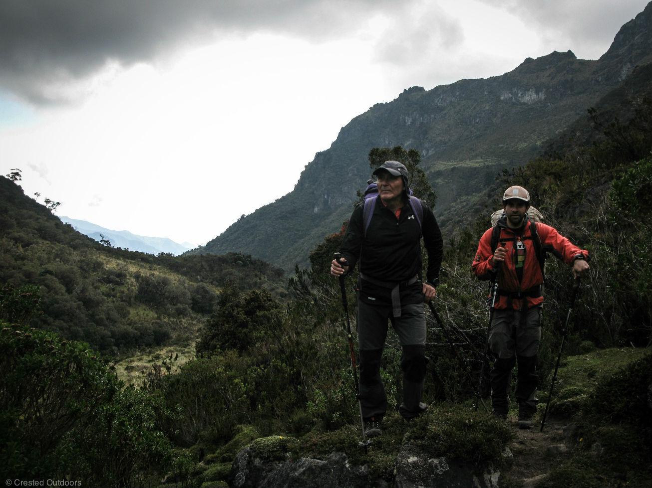 Colombia, casi subimos al Nevado del Tolima