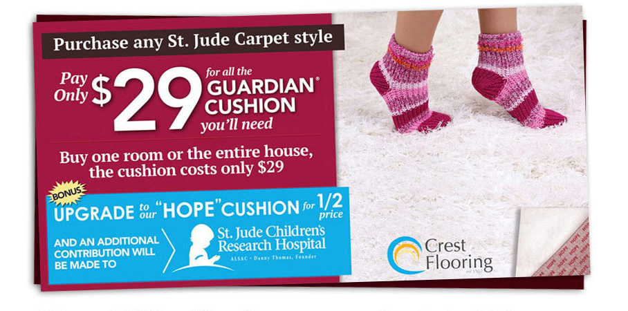 St Jude Direct Mail