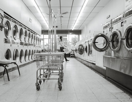 laundry business
