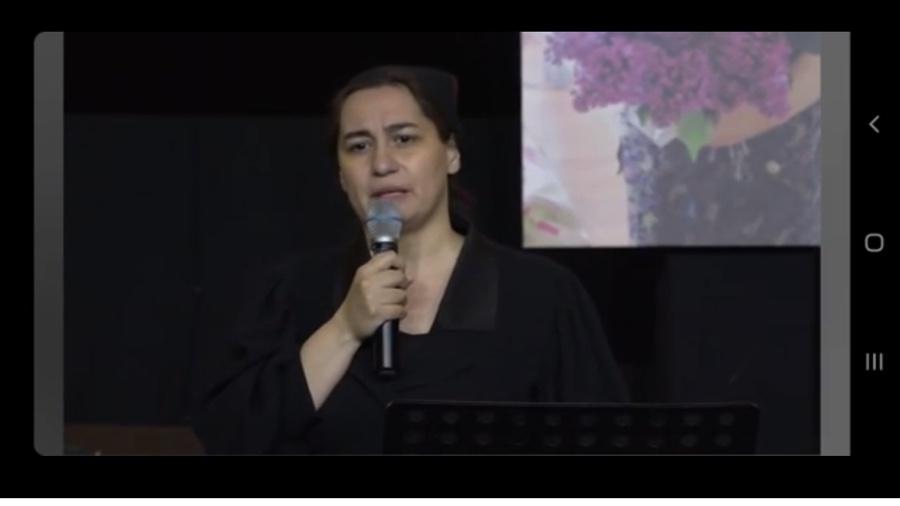 Gabi Lunca,Mărturia creștină a Esterei Onoriu despre mama ei