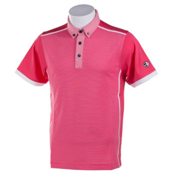 Mens Polo 80-1306-Red