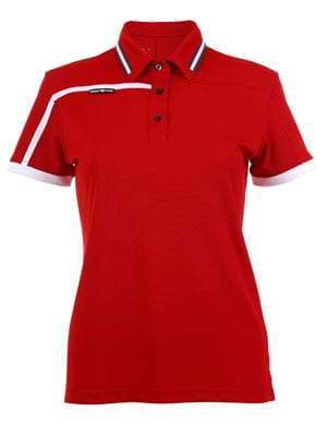Polo 60-380534 Sport Red/White