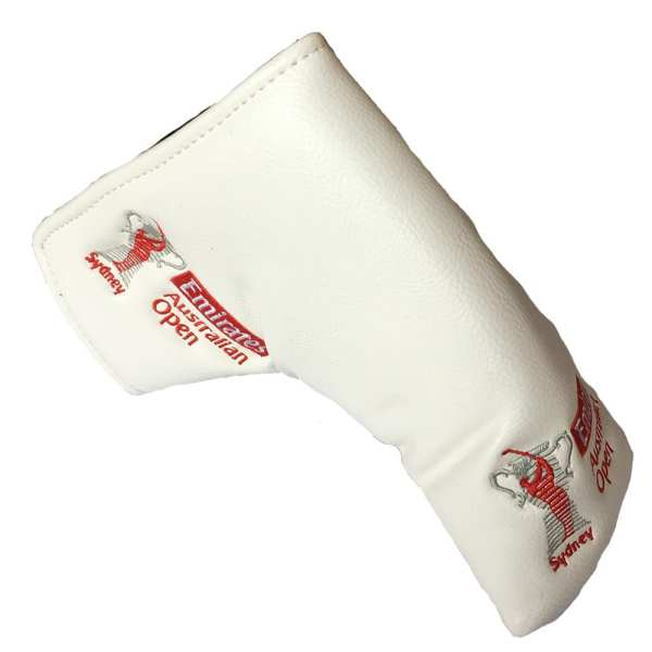 Magnetic Putter Cover - White