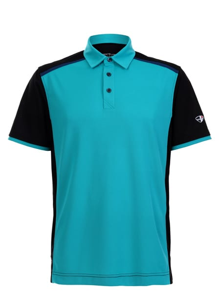 Mens Polo 80380678-Greenish Blue