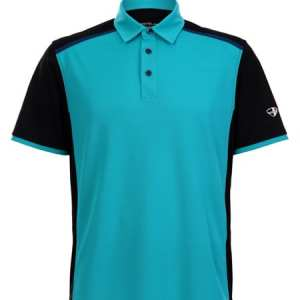 Mens Polo 80380678-Greenish Blue