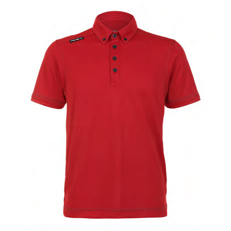 Mens Polo 80380717 Red