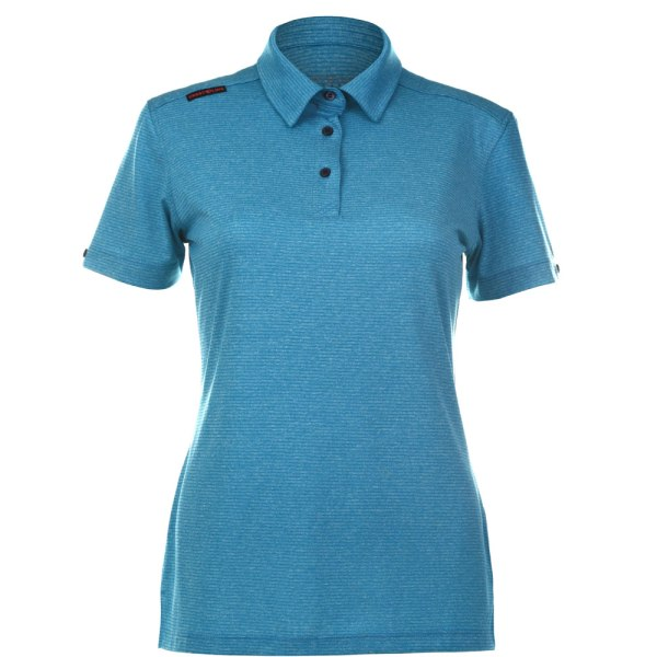 Ladies Polo 60380767-Aquamarine