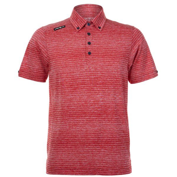 Mens Polo 80380807-Red