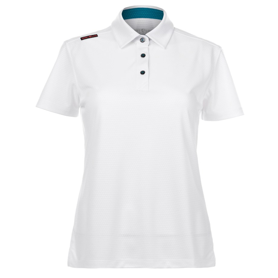 Ladies Polo 60380835 - White