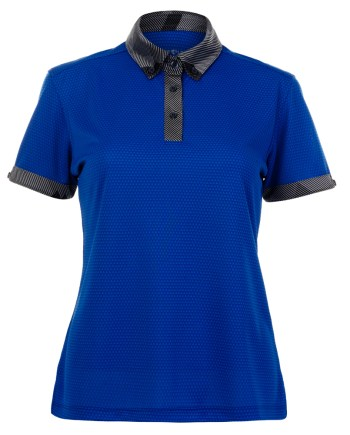 Ladies Polo 60380876 - Blue