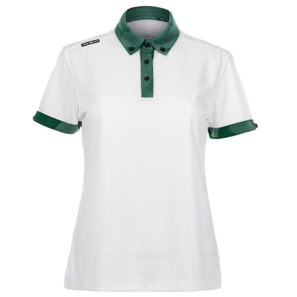 Ladies Polo 60380876 - White