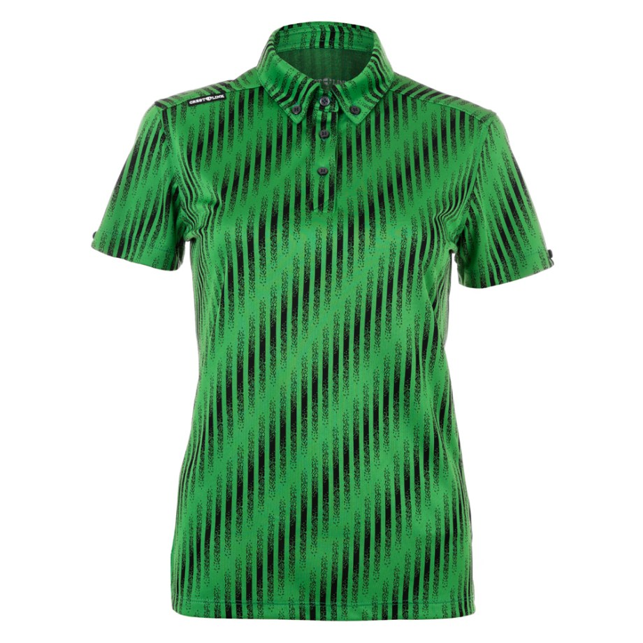 Ladies Polo 60380885 - Emerald Green