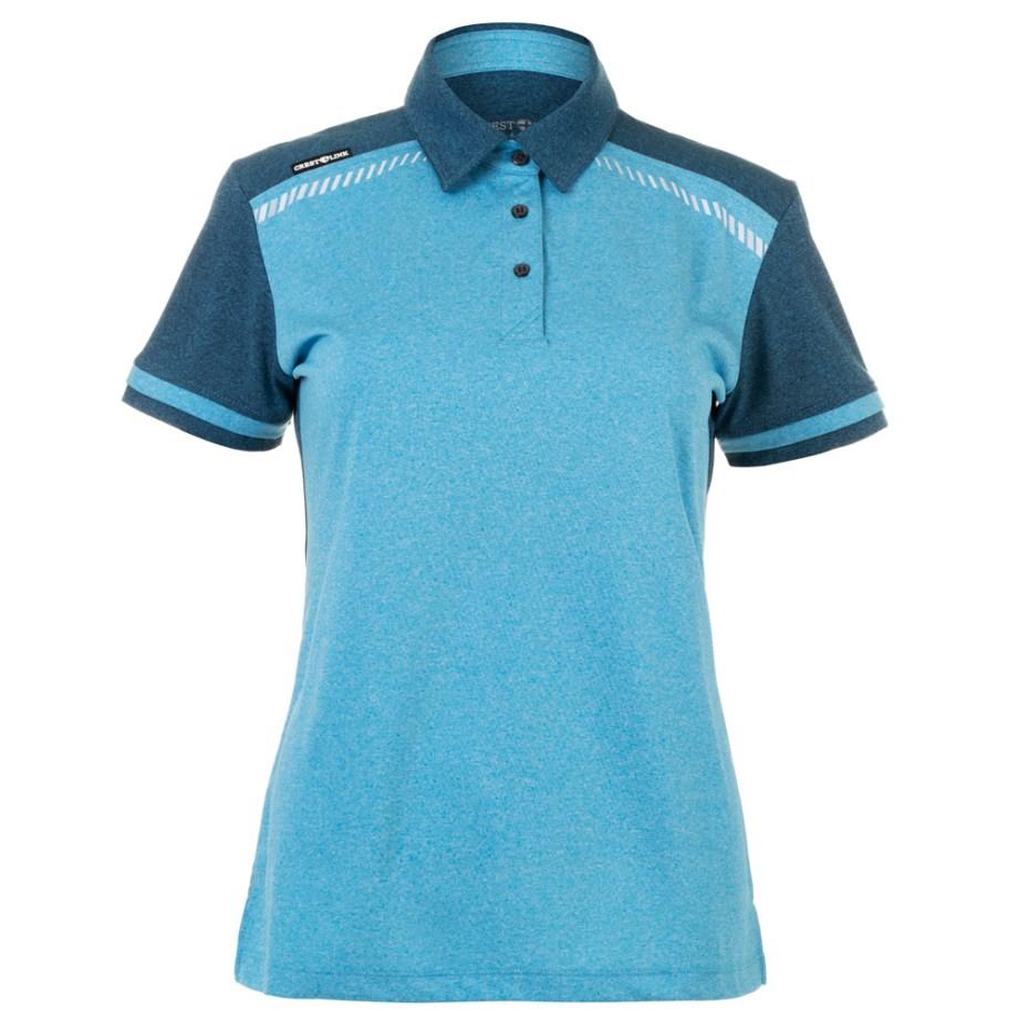 Ladies Polo 60380902 - Ice Blue