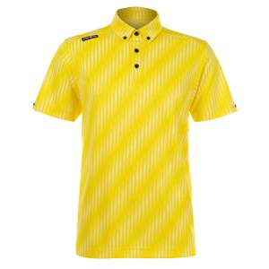 Mens Polo 80380884 - Yellow