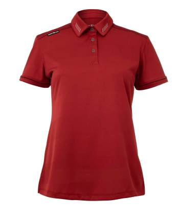 Ladies Polo 60380981-Red
