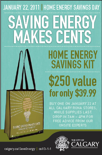 City of Calgary - Home Energy Savings Day
