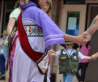 Jicarilla Apache Arts and Dances July 13 at Great Sand Dunes