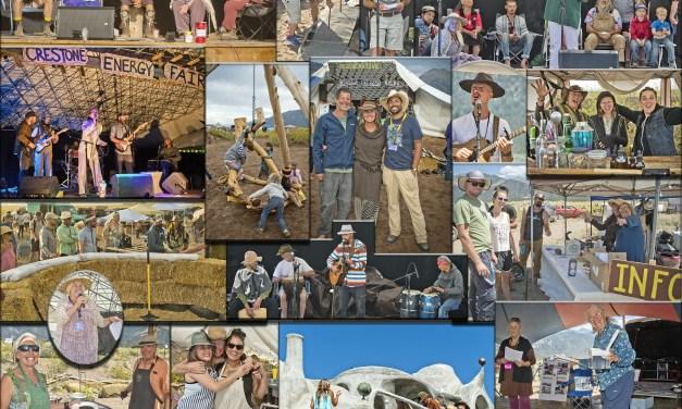 Crestone Energy Fair celebration 2021 wrap up & thank yous
