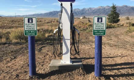 Charge your electric vehicle at Joyful Journey Hot Springs Spa