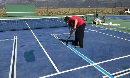 Pickleball play comes to the Baca Grande