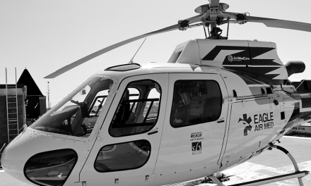 Emergency air med coming to SLV