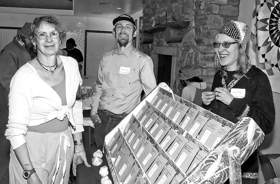 The San Luis Valley Seed Exchange happens at Joyful Journey April 17 & 18