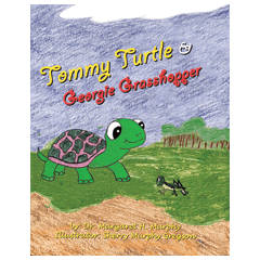 Tommy Turtle and Georgie Grasshopper