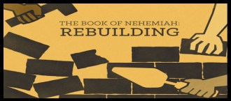 Banner graphic for the Nehemiah series.