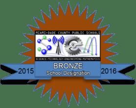 STEM Bronze Designation