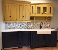 Traditional Kitchenette Display