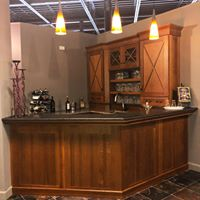 Transitional Bar Display
