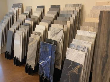 Wide Selection of Flooring