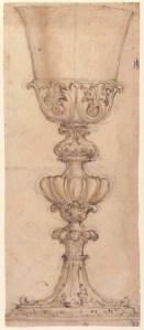 Disegno vaso antico