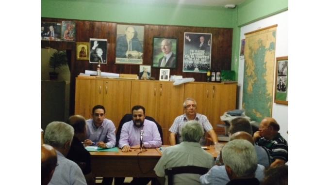 Κατάρρευση και... λουκέτο στη μεγαλύτερη οργάνωση του ΠΑΣΟΚ στην Ελλάδα!