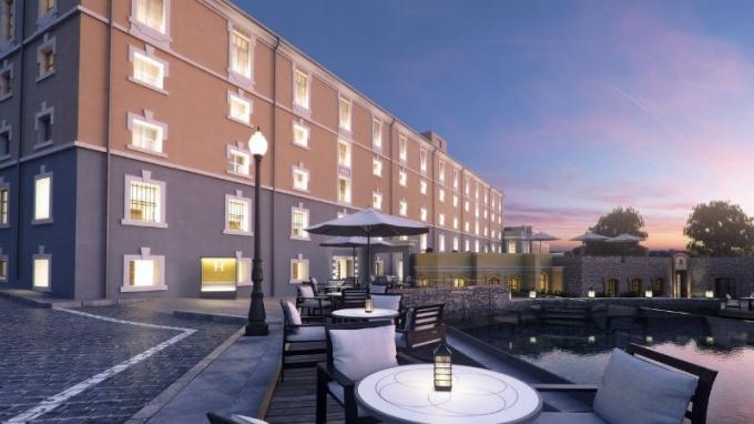 Ο Κρητικός και η καπναποθήκη που έγινε 5αστερο ξενοδοχείο