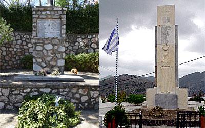 Τελετές μνήμης Δαμάστα και Μάραθος