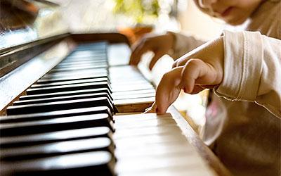 Δωρεάν μαθήματα πιάνου – αρμόνιου σε παιδιά