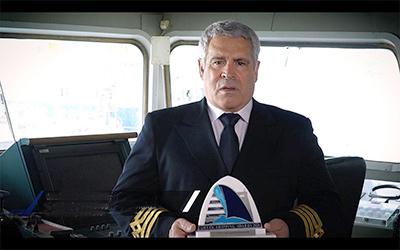 Καπετάνιος της Χρονιάς