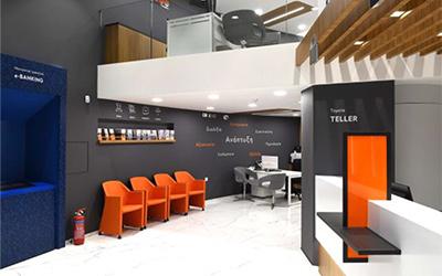 Νέο κατάστημα Παγκρήτιας Τράπεζας