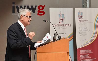 Έλληνας Πρόεδρος IWWG